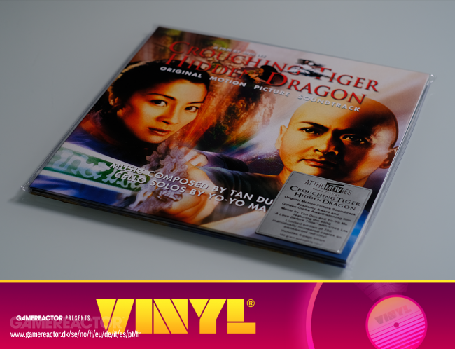 VINYL: Crouching Tiger, Hidden Dragon Soundtrack