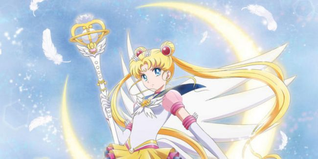 Ny Pretty Guardian Sailor Moon Eternal The Movie-trailer