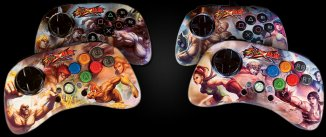 Street Fighter X Tekken Fight Pad S.D.
