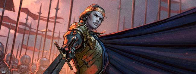 Thronebreaker: The Witcher Tales ute nu till Iphone