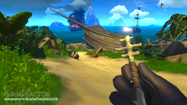 Nu har expansionen Lost Treasure släppts till Sea of Thieves