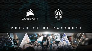 Big and Corsair extend partnership for two more years