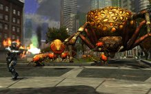 Earth Defense Force till PS Vita