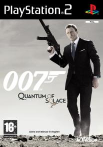 James Bond 007: Quantum of Solace