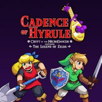 Cadence of Hyrule - Crypt of the NecroDancer Feat. The Legend of Zelda
