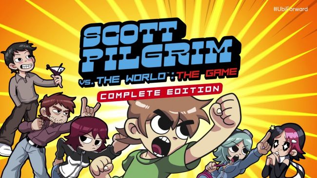Scott Pilgrim vs The World: The Game Complete Edition