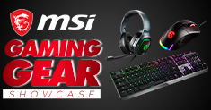 MSI Gaming Gear - 2020