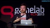 Patrice Desilets - '15 years of AAA Games' session at Gamelab