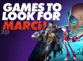 Games To Look For - March 2021