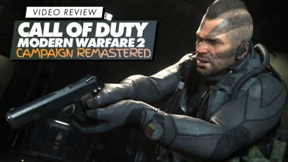 GRTV videorecenserar Call of Duty: Modern Warfare 2 Remastered