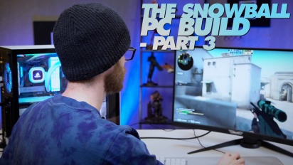 Gamereactor PC Build - The Snowball (Part 3)