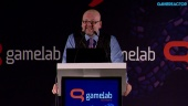 David Gaider: Narrative in Games - the Challenge versus the Expectation - Full Gamelab 2015 Panel