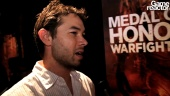 Medal of Honor: Warfighter - Interview